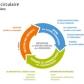 Infographie des 7 piliers de l'économie circulaire